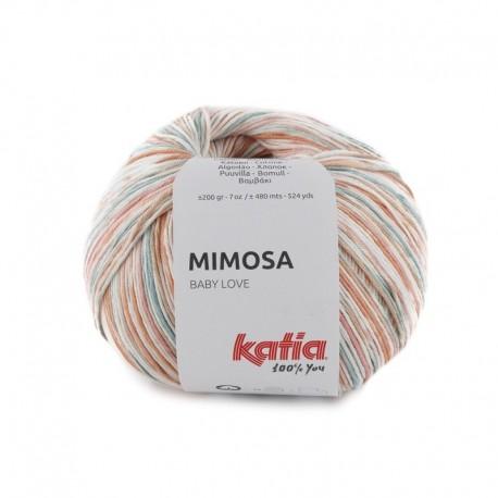 Pelote de Laine Katia Mimosa