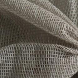 Tissu Voilage Filet Uni Origina Naturel