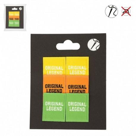 Ecusson Etiquettes Original