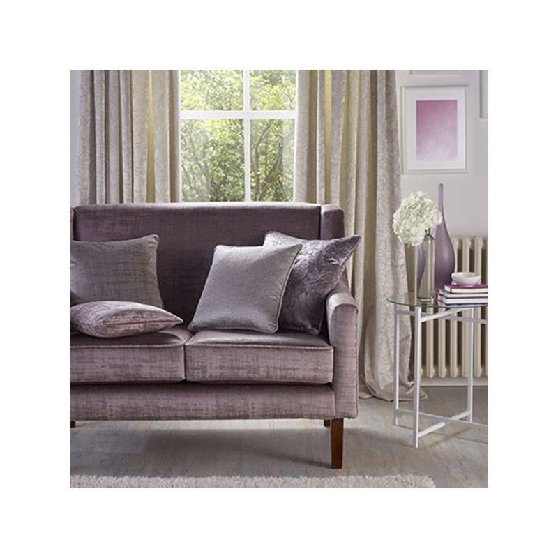 tissu velours lisse loreto or tissus des ursules. Black Bedroom Furniture Sets. Home Design Ideas