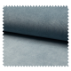 Tissu Veloutine Unie Bleu