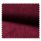 Tissu Veloutine Unie Bordeaux