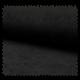 Tissu Veloutine Unie Noir
