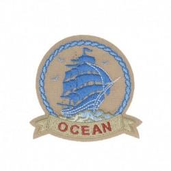 Ecusson Thermocollant Theme Ocean