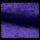 Tissu Panne De Velours Uni Violet