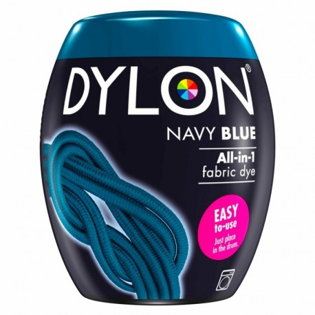 Teinture Machine Dylon Bleu Navy