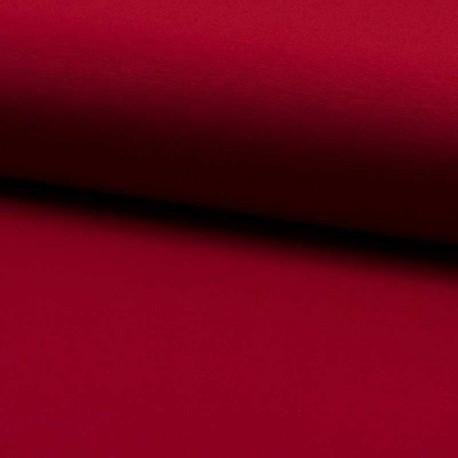Tissu Milano Luxe Rouge