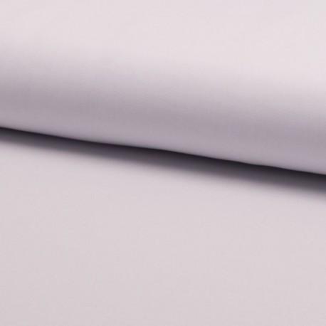 Tissu Voile Uni Blanc