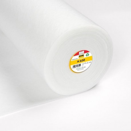 Tissu Vlieseline Molleton Thermocollant H630