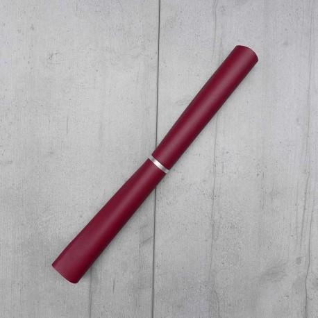 Coupon Simili Cuir Karia Hermes 50x140 cm
