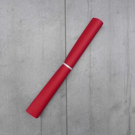 Coupon Simili Cuir Karia Fuchsia 50x140 cm