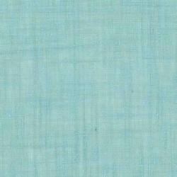 Etamine Aspect Lin Turquoise