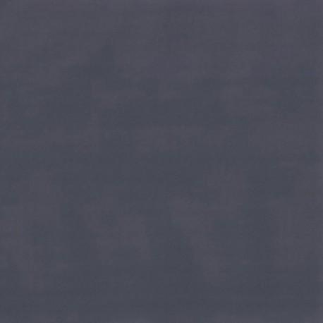 Tissu Chintz Uni Bleu Fonce Teflon