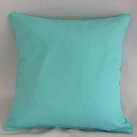 Housse de Coussin Ramatuelle Turquoise 40x60 cm