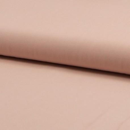 Tissu Viscose Uni Saumon