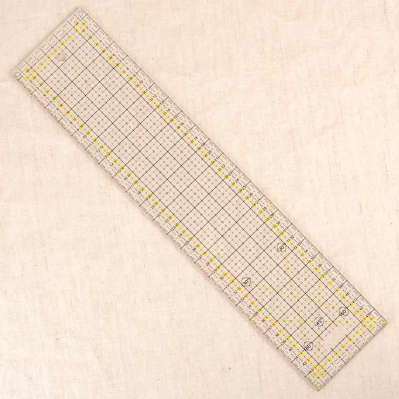 Règle Patchwork 10x45cm
