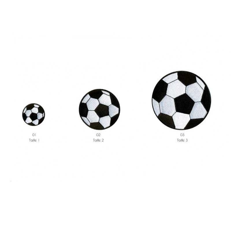 Ecusson Thermocollant Motif Ballon