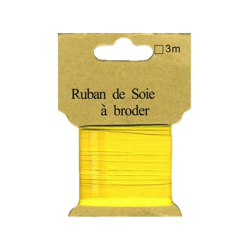 Ruban De Soie A Broder