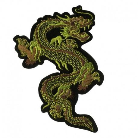 Ecusson Thermocollant Motif Dragon