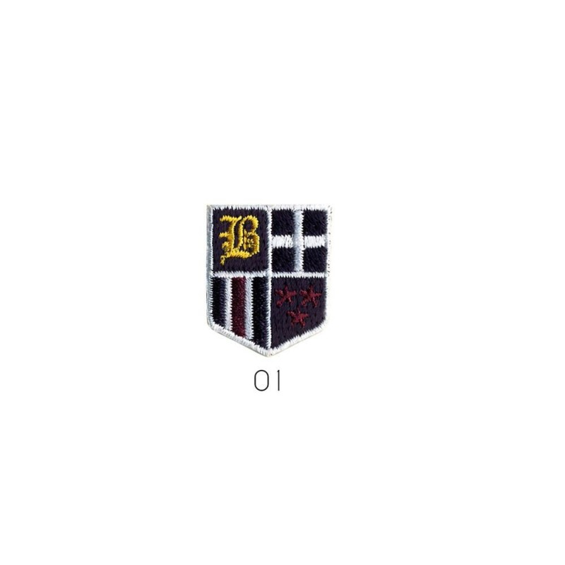 Ecusson Thermocollant Motif Badge B