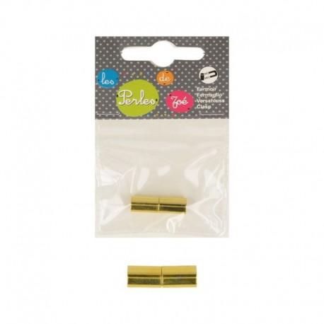 Fermoir Magnetique 22mmx7mm