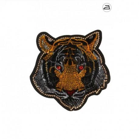 Ecusson tigre xl