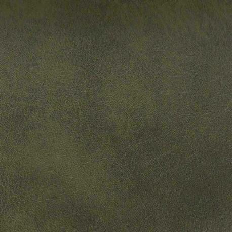 Tissu Flair Simili Cuir Olive