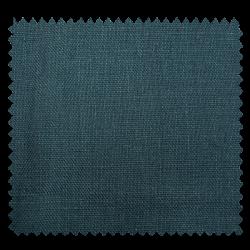 Tissu Drap de Lin Uni Vert Aqua