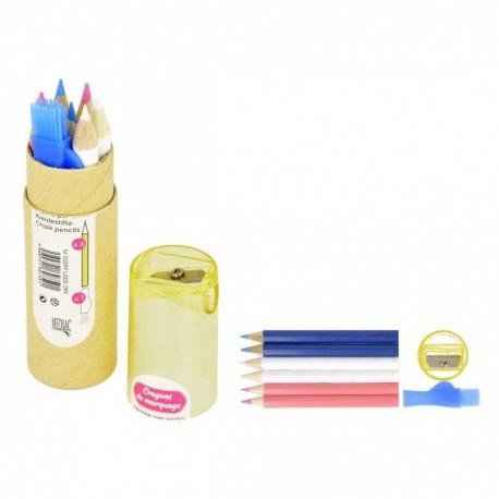 Kit Crayon de Marquage 6 pièces