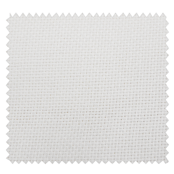 Toile Aïda Romance 5.5 pts/cm Blanc