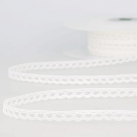 Dentelle Coton 10 mm