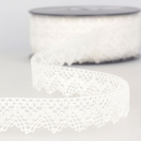 Dentelle Coton 20 mm