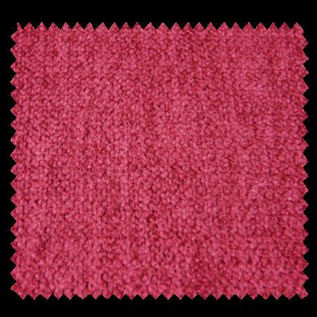 tissu alaska occultant isolant framboise tissus des ursules. Black Bedroom Furniture Sets. Home Design Ideas