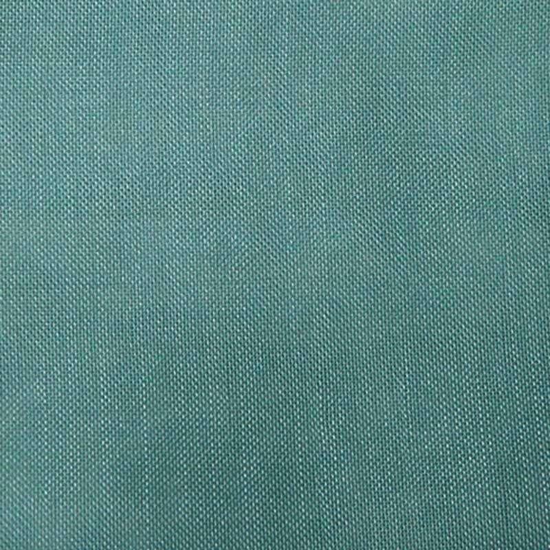 Voilage Etamine Givrée Vert d'Eau