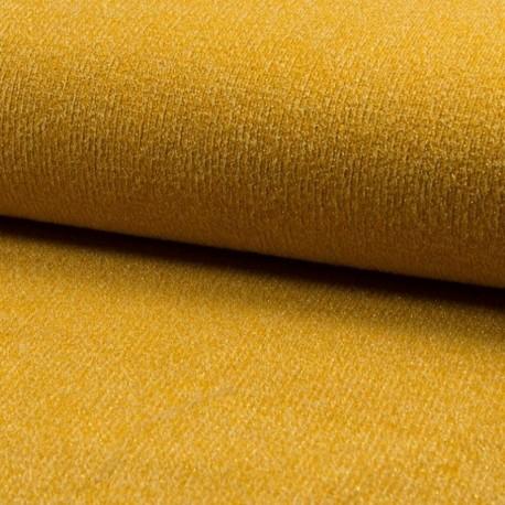 Tissu Sparkling Jersey Safran