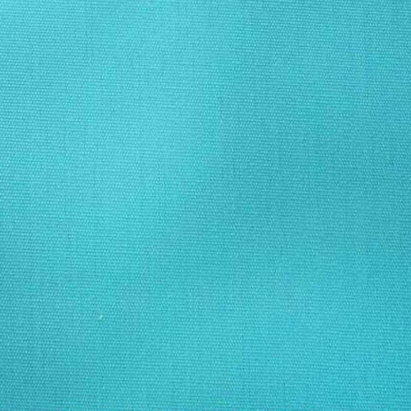 Tissu Toile Isabella Imperméable Teflon Turquoise