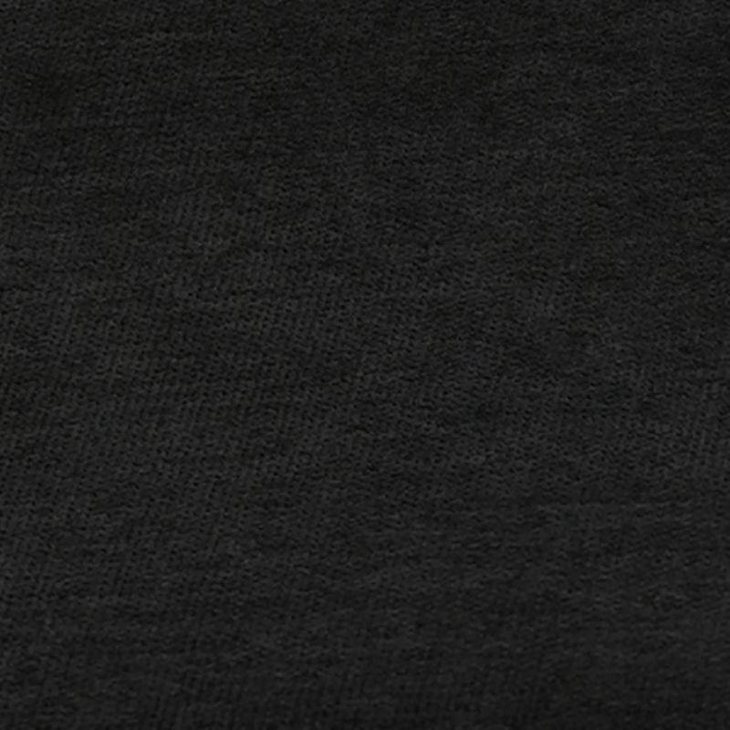 Tissu Roland Teflon Uni Noir
