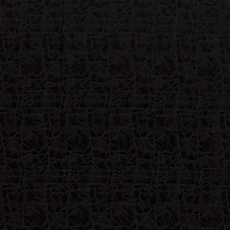 Tissu Satiné Noir
