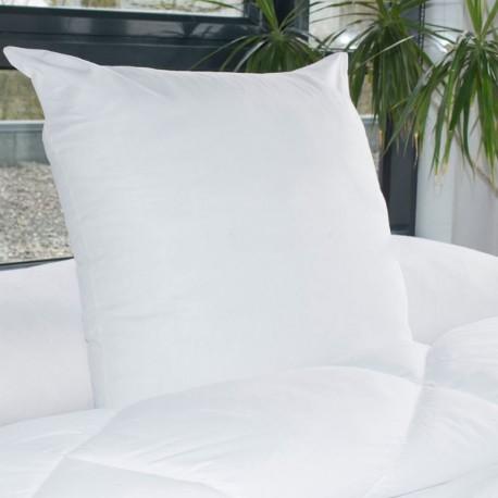 Oreiller Ferme Blanc 60x60 cm