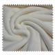Tissu Microfibre Panda Uni Neige