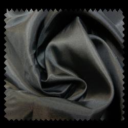 Tissu Doublure Acetate Uni Noir