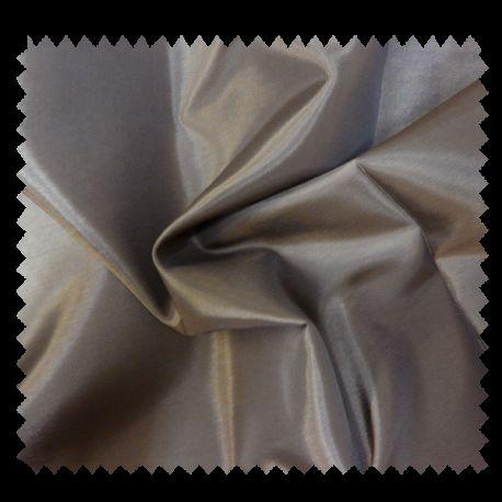 Tissu Doublure Acetate Uni Chocolat