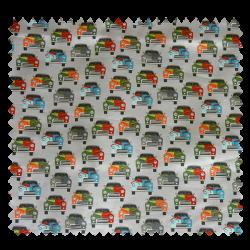 Tissu Coton Imprimé Cuba