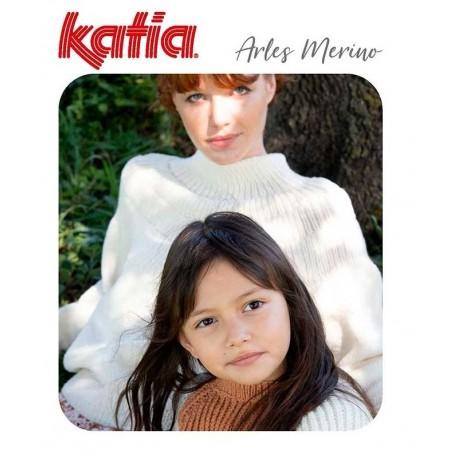 Catalogue Katia N°1 Automne/hiver 2021/22 Arles Merino