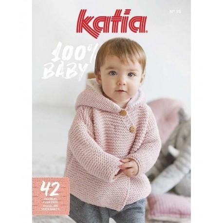 Catalogue Katia N°98 Automne/hiver 2021/22 Layette