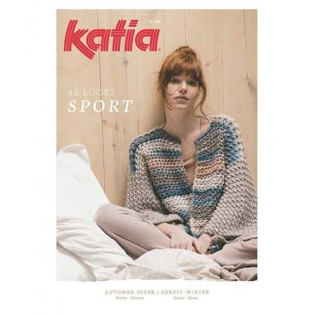 Catalogue Katia N°108 Automne/hiver 2021/22 Sport Femme