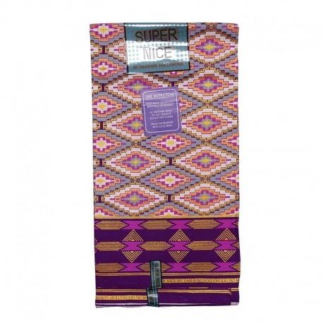 Coupon Super Nice Lurex Ikat Violet
