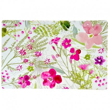 Set de Table Imprimé Chloris Rose