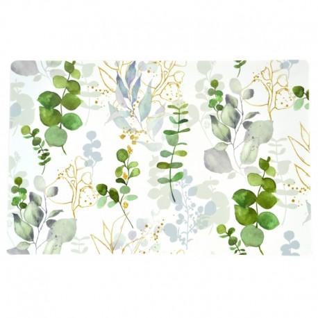 Set de Table Imprimé Euka Vert