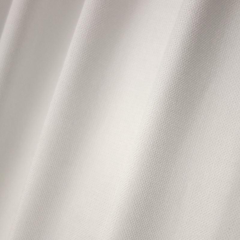 Tissu Riviera Uni Blanc